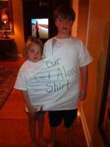 fighting shirt