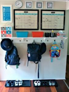 organised area